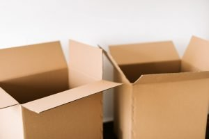Balikbayan box packaging